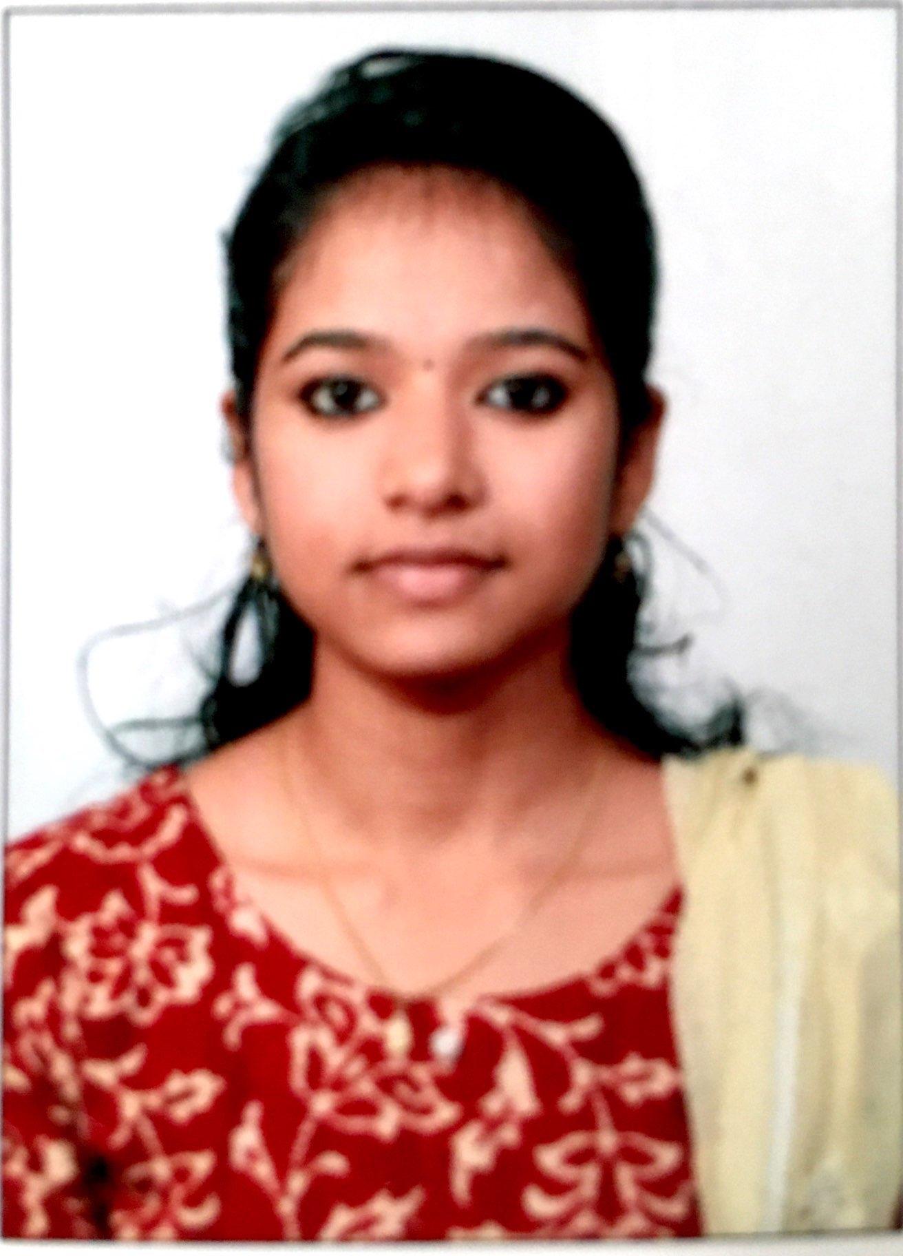 Ms. Prathyusha T
