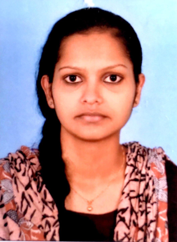 Ms. Sruthi Dinesh